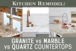 Quartz vs. Granite